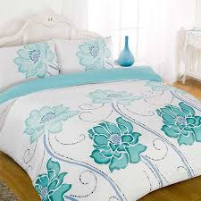 teal duvet cover sets