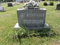 "Sanford Virgil ""Virgil"" Daugherty (1937-1990) - Find A Grave Memorial"