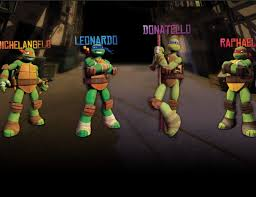 Teenage Mutant Ninja Turtles games from ...