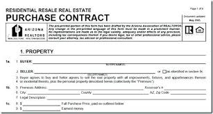 Home Purchase Agreement Template Free Sale Real Estate Sales ...