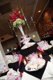 Mirror Tiles For Table Decorations 60 best Centerpieces images on Pinterest Table centers Center 17