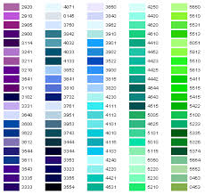 Isacord Color Chart Isacord Thread