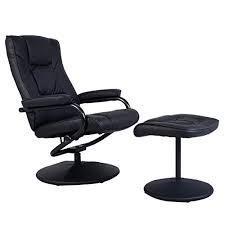 office recliner chair. The Giantex Recliner Chair Is A High-quality Faux Leather Office That Sure To Add Character Your Environment Whilst Looking Great Too. B