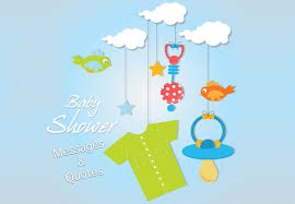 Baby Blessing Quotes Cool Top 48 Baby Shower Messages And Quotes
