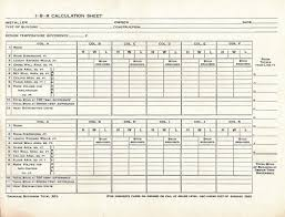 Hvac Load Calculation Spreadsheet Spreadsheet App How To