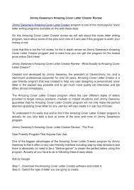 Cover Letter Generator Free Cover Letter Creator Free Photos HD Goofyrooster 20