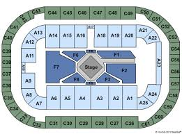 Seating Chart Ford Idaho Center Arena At Ford Idaho Center Tickets In Nampa Idaho Seating