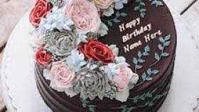 Download Happy Birthday Cake Name Edit Generator The Galleries Of