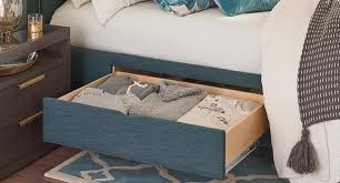 Furniture small bedroom Compact Bassett Storage Bed The Sleep Judge Tips On How To Arrange Small Bedroom