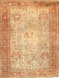 room size antique oushak rug