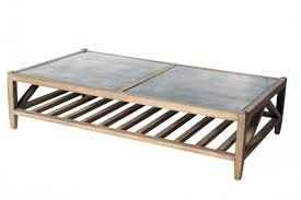 Iron And Stone Coffee Table Stone Coffee Tables
