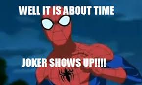 ultimate-spider-man meme 2 by edgiestmaple11 on DeviantArt via Relatably.com