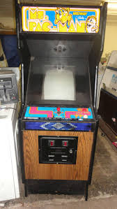 Ms Pacman Cabinet Ms Pacman And Galaga Cabinets