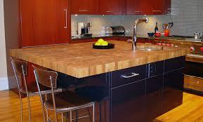 custom teak butcher block countertop in boston massachusetts regarding bar top ideas