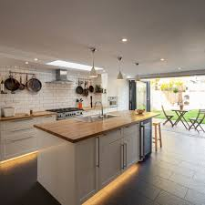 Kitchen Under Cupboard Lighting On Kitchen Within Best LED Under Cabinet  Lighting 2016 Reviews Ratings 6