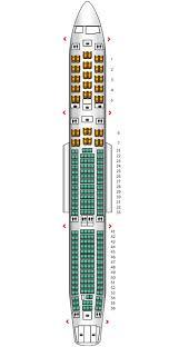 A340 300 Sas Seating Chart Finnair A340 400 Economy Class Business Traveller