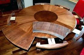 expanding round table expandable dining tables circular plans home wallpaper dinin expandable round table