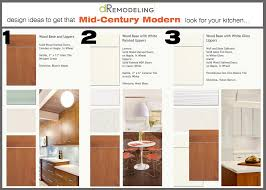 Mid Century Modern Kitchens How To Get That Mid Century Modern Look Into Your Kitchen Blog