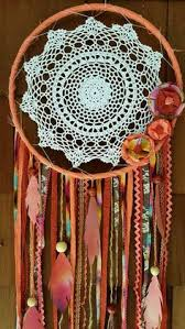 Hawaiian Dream Catcher Boho dreamcatcher Wall hanging dreamcatcher Large dream catcher 58