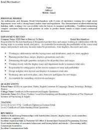 Visual Merchandiser Cover Letters Example Cover Letter Visual Merchandiser Examples Of