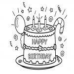 Fris Kleurplaten Verjaardag Kind 6 Jaar Klupaatswebsite