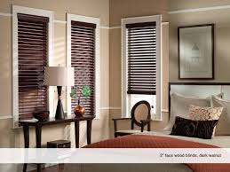 1 inch faux wood blinds astounding on home decorating ideas also