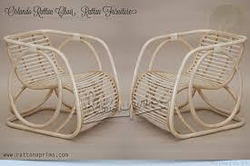 ORLANDO Rattan Chair - Rattan Furniture Natural