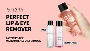 missha perfect lip eye makeup remover