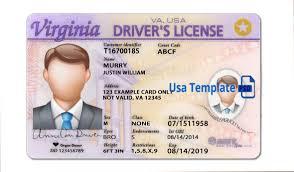 License Virginia Driver Virginia Driver