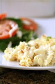 white truffle macaroni and cheese the