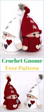 Christmas Gnome Pattern Best Decorating