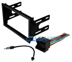 vw wiring harness vw car stereo radio kit dash installation mounting trim bezel wiring harness
