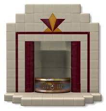 350 Best Art Deco Fireplaces Images On Pinterest  Art Deco Art Deco Fireplace