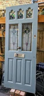 victorian edwardian style reclaimed front door