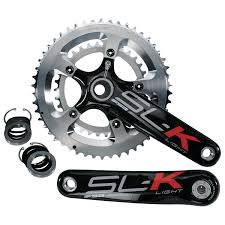 Fsa Sl K Light Bb30 Fsa Slk Chainset Bb30 Standard Double