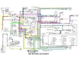 demo 1966 colorized mustang wiring diagrams 1966 mustang wiring diagram color 1966 Mustang Wiring Diagram #18