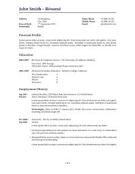 resume template mit cv template word nederlands barca fontanacountryinn com