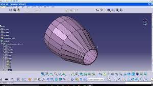 How To Design A Nozzle Catia V5 Tutorial Designing Jet Engine Nozzle In Catia V5 Voice Instructions