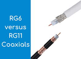 Rg6 Versus Rg11 Coaxials Whats The Difference