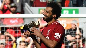 European Goal Scoring Charts Premier League Top Scorers 2018 19 Salah Mane Aubameyang