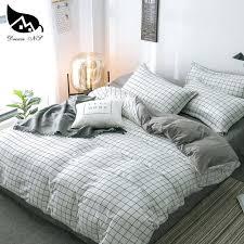 soft grey bedding light