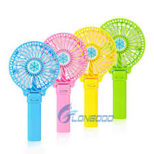electric hand fan. handfan foldable and rechargeable mini fan/portable electric fan hand n