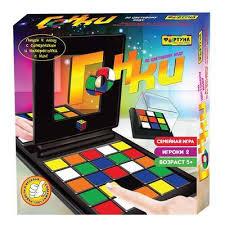 <b>Настольная игра</b> Гонки по цветовому коду (отзывы, правила ...