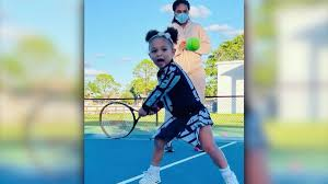 Reddit gives you the best of the internet in one place. Serena Williams Daughter Joins Her On Court Ahead Of Australian Open Cnn