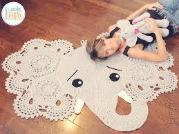 elephant rug pattern by irarott elephant rug crochet pattern