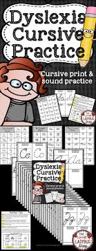 17 best images about dyslexia teaching apps and dyslexia cursive letter practice