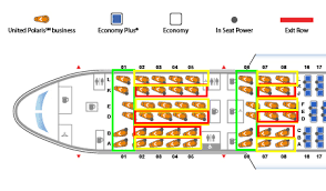 Boeing 787 8 Dreamliner Seating Chart Choosing The Best Business Class Seats On Uniteds 787