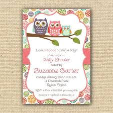 Do It Yourself Baby Shower Invitation Templates 6 Smart Owl Baby Shower Invitations Printables Ideas For