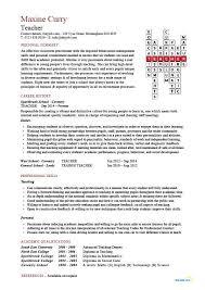 Student Resume Dayjob E Teach Cv Template 1 Cv Template Resume Sample Resume Teacher