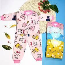 Combo 5 bộ quần áo nỉ bông ấm mùa đông cho bé/trẻ sơ sinh tại Thanh Hóa